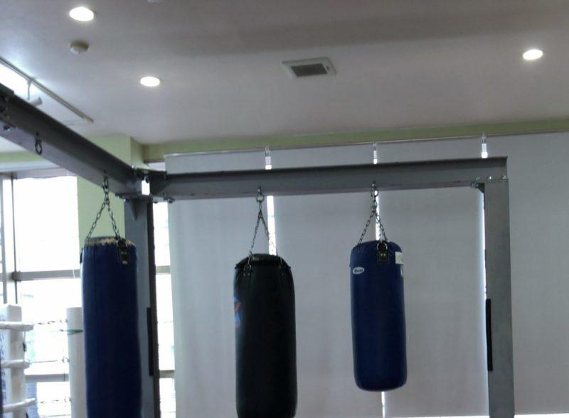 ボクシングジムの画像