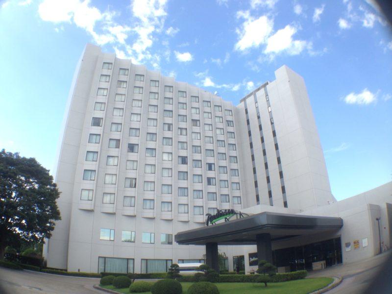 ラディソンホテル成田の外観