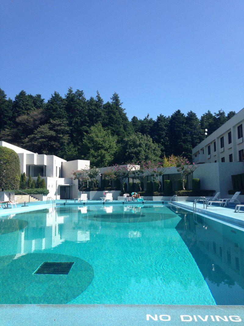 ラディソンホテル成田のプール