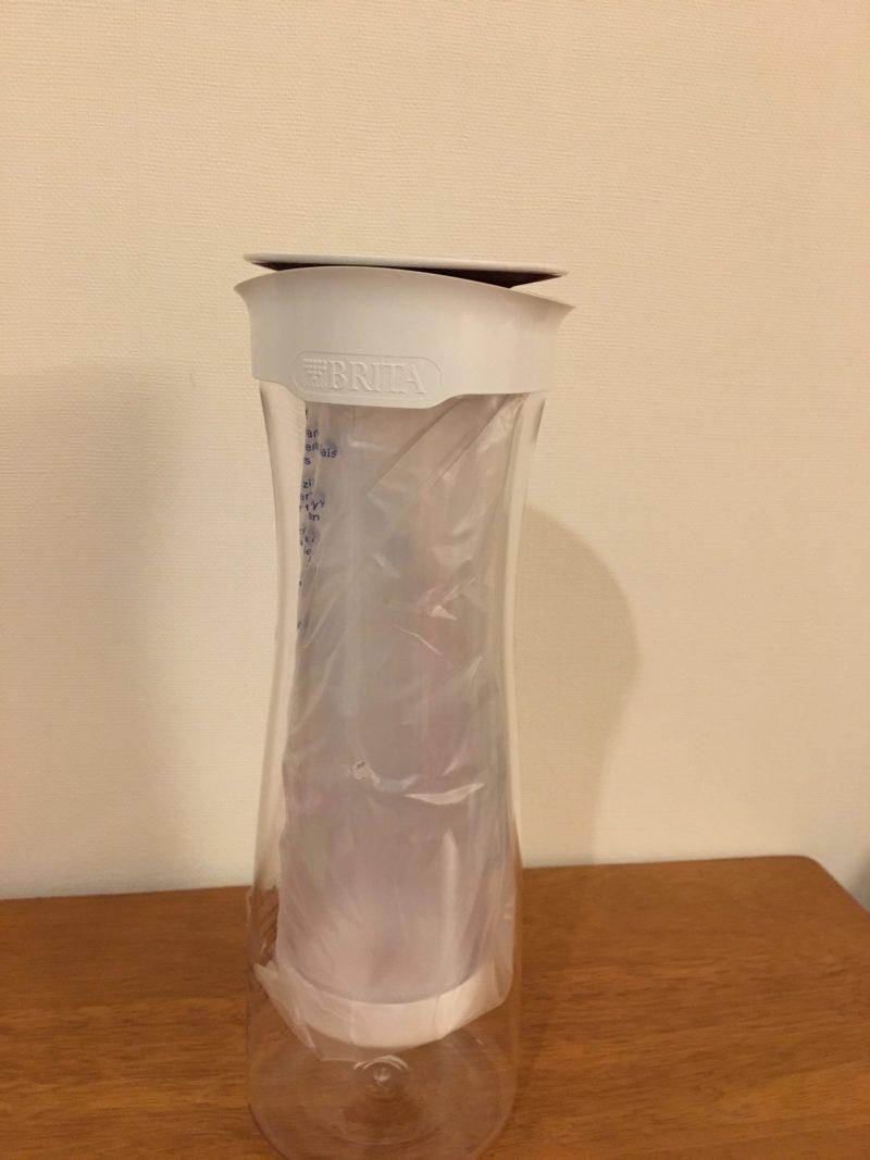 BRITA(ブリタ) 浄水ポット 1.3L カラフェ型