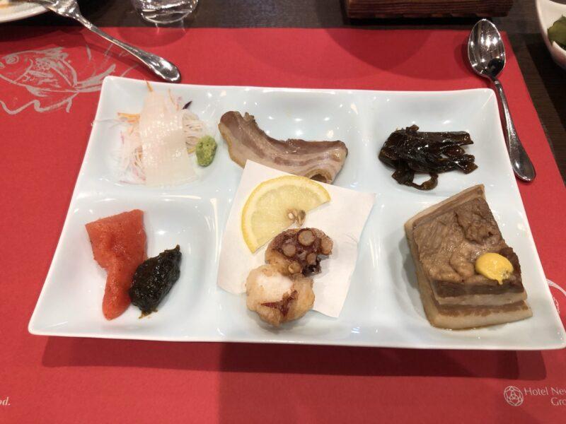 あわじ浜離宮の朝食
