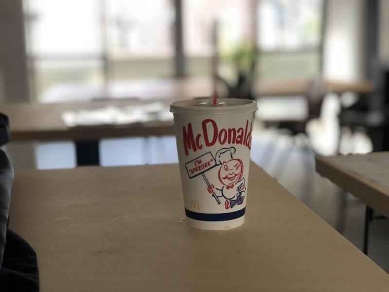 マクドナルドのスピーディー
